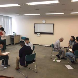 第三回 I C Fジャパン主催 コーチングプラクティス in KOBE
