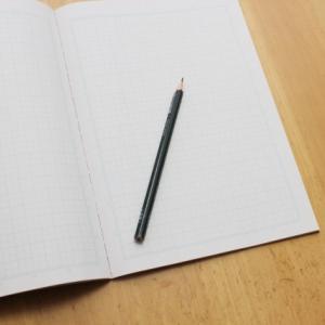 小学生のノート貸し。