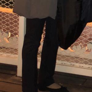 ユニクロ限定価格中♡防寒美脚パンツ