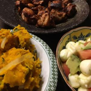 ある日の夕ご飯
