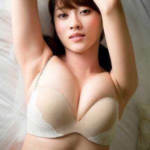 【原幹恵(32)】今はもう見れない原幹恵ちゃんのグラビア♡ 品のある顔立ちなのにおっぱいがすごぉい♡!!!!