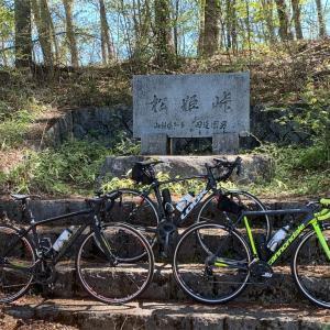 柳沢峠200km後編