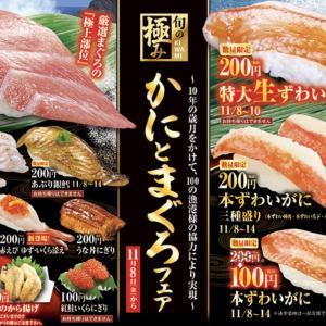 【くら寿司】ユカリロといえばくら寿司。マグロフェアしてきた。