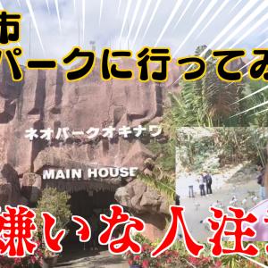 【沖縄観光】YouTube公開しました!ネオパークに行ってみた