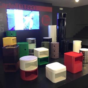 イタリアデザインを代表するKartell(カルテル)の博物館の紹介と行き方!
