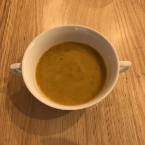 【絶品】ホットクックでつくる「かぼちゃのポタージュスープ」はホテルの味!