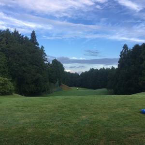 黒沢ハイランドゴルフクラブ2020.09 2回目