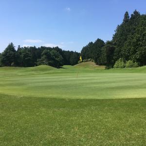 黒沢ハイランドゴルフクラブ2021.05 3回目