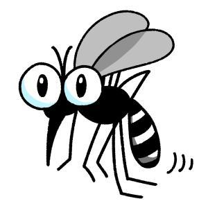 ゴルフ練習の天敵は蚊……でも大丈夫!