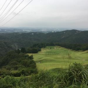 神戸グランドヒルゴルフクラブ de ラウンドレッスン2021.09