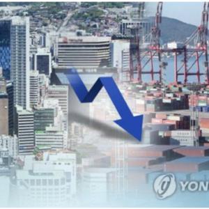 【韓国の反応】10大グループ 第3四半期 営業益 4分の1割れ … LGは-99% 最大の減少幅【韓国経済】