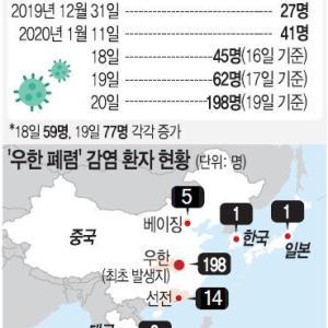 【武漢・新型コロナウイルス】中国を襲った恐怖のウイルス ... 北京突破、周辺国を狙う【肺炎】【韓国の反応】