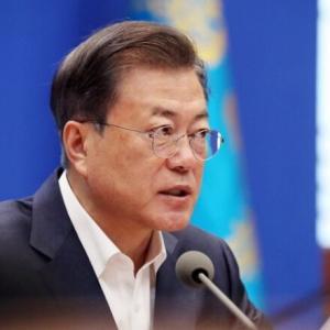 【韓国】文大統領「政府が直接、雇用を50万個提供する」【コロナショック】