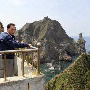 【記録・資料】韓国紙「国際司法裁判所(ICJ)に提訴された独島 ... 1965年の密約の精神をMBが破ったと?」【過去記事翻訳】