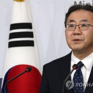 韓国外交部『安倍首相の謝罪銅像』に関連し、「外国指導者への礼遇を考慮すべき」