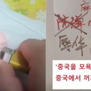 韓国紙「BTSグッズを燃やしMV削除 ... 中国のARMYたちが怒った本当の理由」