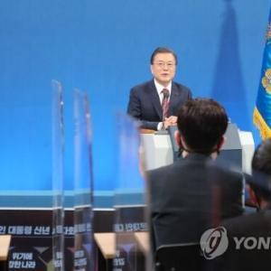 【韓国の反応】文大統領「慰安婦被害者が同意する解決策、韓日間で協議する」【文在寅・新年記者会見】
