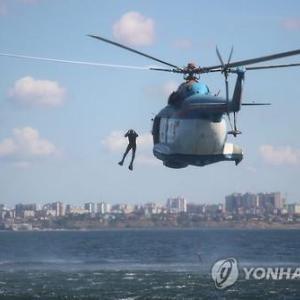 """韓国紙「米、ロシアが敏感な黒海連合訓練に韓国を招待 ... 韓国軍 """"不参加""""」"""