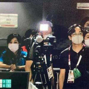 """韓国紙「""""韓国の取材陣が照明を照らし日本人選手を妨害?"""" ... 調べて見ると日本の放送局の照明」韓国の反応"""