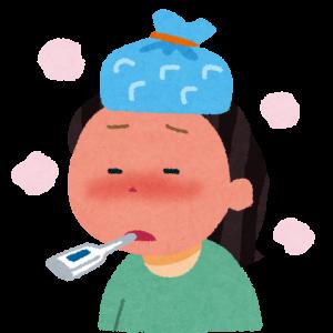風邪引きさんとインフルエンザのこと