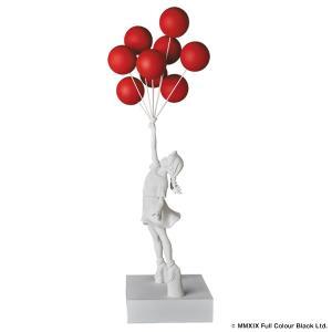 【当たれば30万の利益!抽選中】STYLE VOICE.COM限定商品「Flying Balloons Girl」Red Balloons Ver.