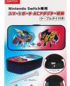 【品薄必至!11/15(金)】Nintendo Switch™ × ポケットモンスター「Nintendo Switch専用スマートポーチACアダプター収納 伝説のポケモン/ガラル地方の仲間たち」