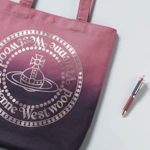 【数量限定ファン垂涎!11/22(金)発売】Vivienne Westwood × 渋谷パルコ限定のトートバッグ&ボールペン