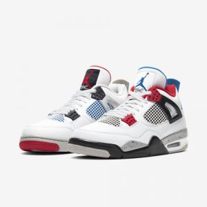 【プレ値必至!11/23(土)発売】Air Jordan 4 Retro SE「What The」