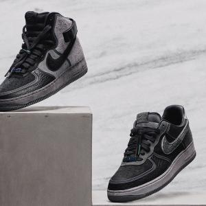 【プレ値必至!海外12/7(土)発売】A Ma Maniére × Nike「Air Force 1 Low & High Hand Wash Cold」