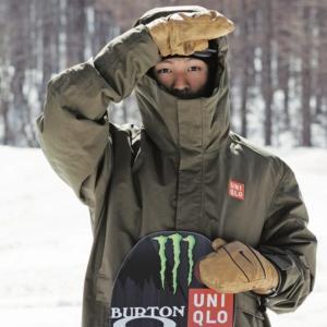【限定1,000着!ファンにはたまらない!】UNIQLO × 平野歩夢選手「競技用スノーボードウェア」