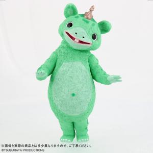 【プレ値実績あり!】大怪獣シリーズ ブースカがグリーンVer.
