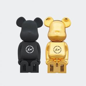 【2020年02月08日(土)発売!プレ値なるか!?】THE CONVINI × cleverin × BE@RBRICK「cleverin BE@RBRICK THE CONVENI BLACK/GOLD」