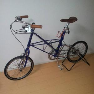 自転車接待!!!