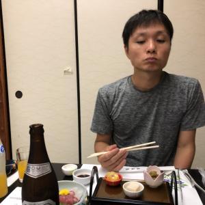 昨日は榊原温泉に宿泊しました。