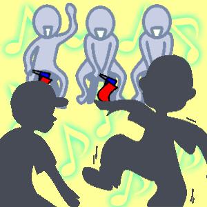 ダンスバトル対策(トラウマを脱却するために)