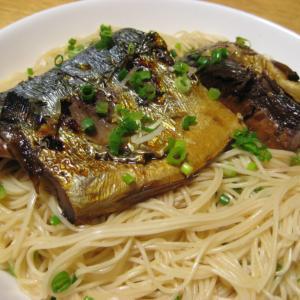 焼き鯖そうめんは滋賀県の郷土料理!娘を気遣った料理はいま食べても美味しい