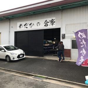 阪奈和めだかツアー②