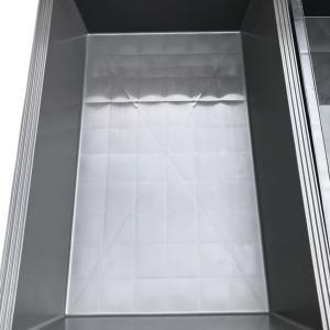 陽気な容器屋さんの白とグレーの容器を導入しまぁす!!