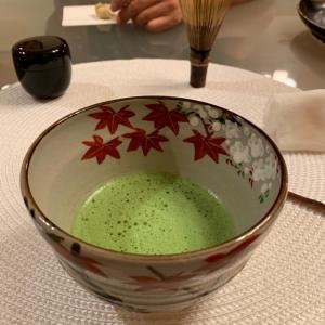 栗のお茶会