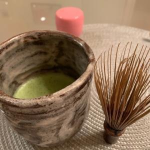 筒茶碗のお稽古の復習