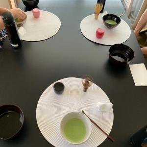 いよいよ葉月のおもてなし茶の湯となりました