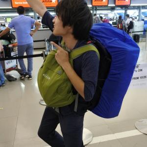 【人生初海外!】いきなり飛行機トラブル!? いざ、フィリピンへ。