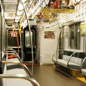 車体B更新および内装更新が行われた近鉄一般車2800系2817F