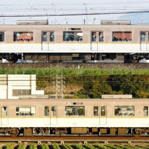 【資料】車両側面-近鉄5820系5852F
