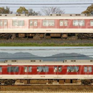 【資料】車両側面-近鉄8000系8078F