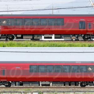 【資料】車両側面-近鉄80000系80102F