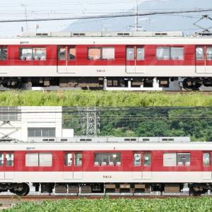 【資料】車両側面-近鉄5800系5813F