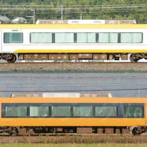 【資料】車両側面-近鉄22600系22602F
