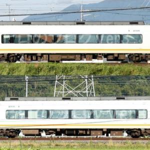 【資料】車両側面-近鉄21000系21701F