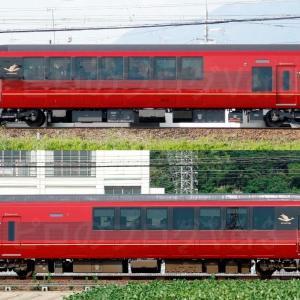 【資料】車両側面-近鉄80000系80103F